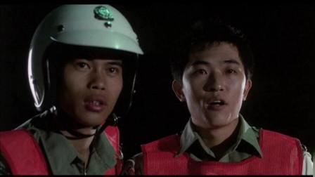 猛鬼差馆:本来是个恐怖片被张学友这么一句话,老司机身份暴露