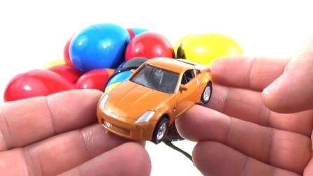 巴士和飞机玩具展示