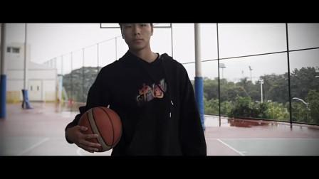 一个爱好广泛的篮球男孩