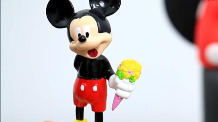 来给生日蛋糕一些惊喜吧,手把手教你做奶油蛋糕版的米老鼠
