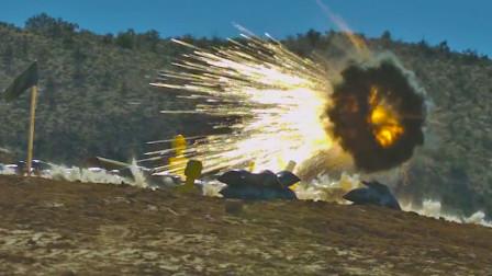 子弹空中爆炸,步兵噩梦开始!在战壕中无处躲避子弹怎么办?