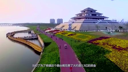 """河南这座城市还原纣王""""鹿台"""",如今免费开放,景色让人沉迷"""