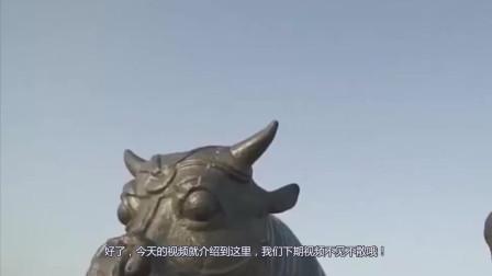 """黄河""""千年铁牛""""再次现身,出土后崭新如故,科学家都难以解释!"""