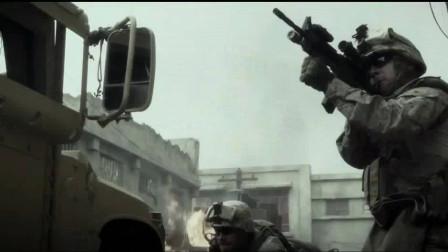 如此真实惨烈的战争片,枪林弹雨,血肉模糊,人性消散