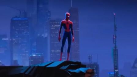 竖版《蜘蛛侠》新一代超级英雄小黑蛛