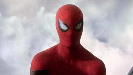 竖版-《蜘蛛侠平行宇宙》帅气的城市守护者