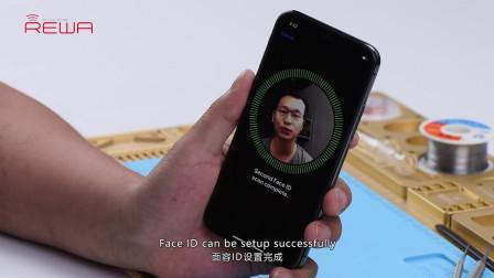 iphoneX Face ID维修 iPhoneX面容识别失败解决方案