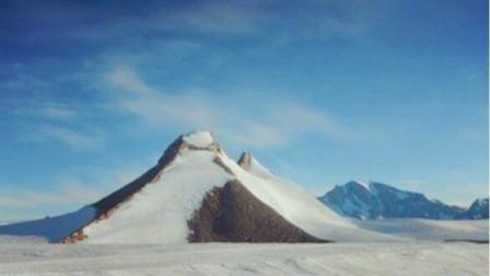 南极洲发现三座神秘金字塔?照片一经发布,就引发了热议