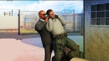 这是我玩过最傻的监狱逃脱游戏
