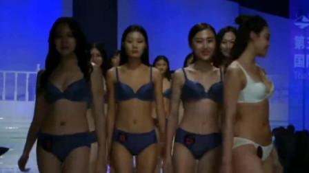 中国性感美女模特集体登场精彩合集【01】
