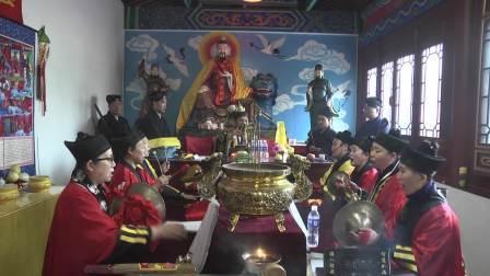 河北霸州市圣母宫清明节为凉山火灾遇难同胞超度大法会(纪实)
