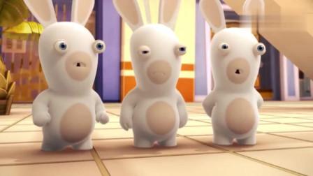 《疯狂的兔子》这些小兔兔们在想什么呢,面对美食控制不住自己