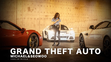 「GRAND THEFT AUTO」Michael&Seowoo