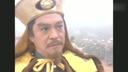 天龙八部:乔峰、段誉和虚竹三兄弟合力俘虏辽国皇帝,逼他永不侵宋!太赞了