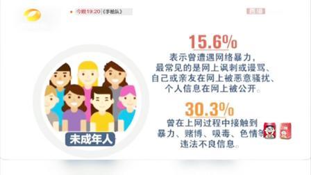 关注未成年人网络安全!我国未成年人网民数量达1.69亿
