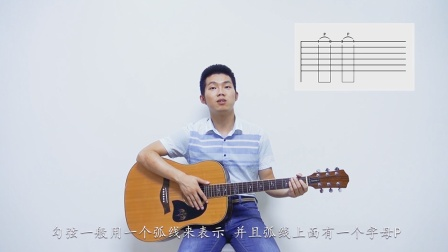 【琴侣课堂】吉他中级课程第6课 | 勾弦的符号与步骤