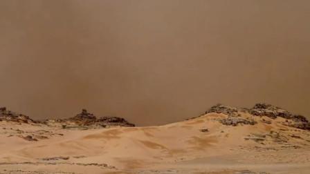 自然风光之沙漠风暴