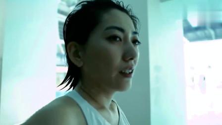 星跳水立方:刘欢麦迪娜合作训练跳水, 互相鼓励, 看的感觉真好!