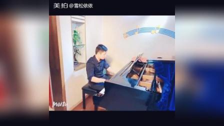 基层年轻钢琴老师们也很努力的学习和提高, 要点赞