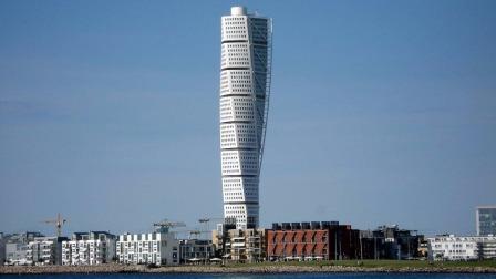 迪拜土豪又搞事情建会跳舞的大楼,一天24小时不停的旋转