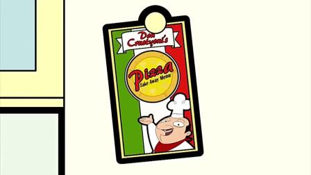 憨豆动画憨豆之坑爹的网上订购披萨,怎么看起来像饼干呢-