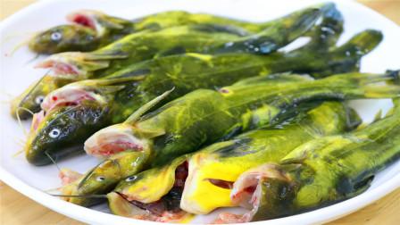 自从知道黄骨鱼可以这样做,不放豆瓣酱鲜香美味,小孩都特喜欢吃