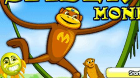 蜘蛛猴 动物世界 蜘蛛猴救小猴 树木猴子