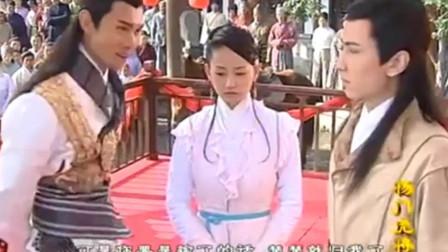 杨门虎将:为了紫玉钗,楚楚竟被杨七郎当作赌注,他能赢过潘豹吗