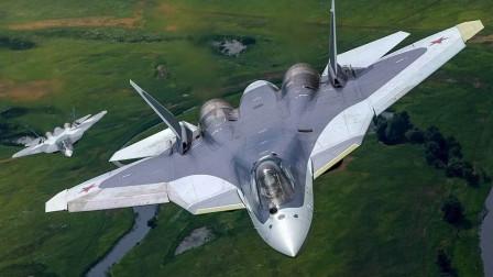 我国需要大量引进苏-57战机?俄专家:建议买2个团,对双方都有利