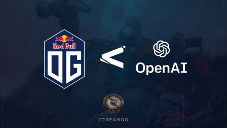 《Dota2》世界冠军OG对战AI战队 人类战队0:2惨败