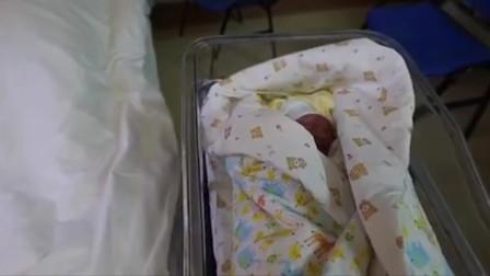 """我国大陆首个""""试管婴儿二代宝宝""""顺利诞生"""
