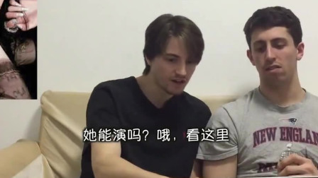 老外看中国明星!看到刘亦菲素颜照,第一反应:太形象了!是卡通版花木兰啊!