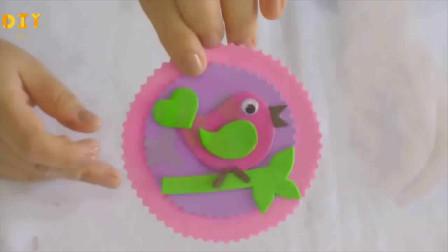 """儿童手工DIY,制作""""儿童聚会""""饰品的方法,非常有创意~"""