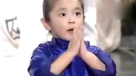 3岁小男孩为救奶奶,孝心感动妈祖,妈祖显灵
