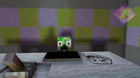 我的世界动画-怪物学院 vs 玩具熊披萨店-Cosmic Turtle
