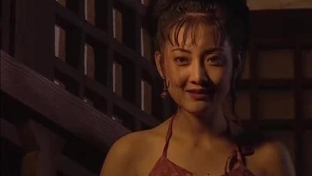 水浒传 潘巧云与和尚的约会暗号,真够隐秘的,但却被石秀听到了