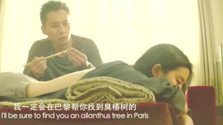 爱情片《夜孔雀》看刘亦菲演绎精彩片段(18)