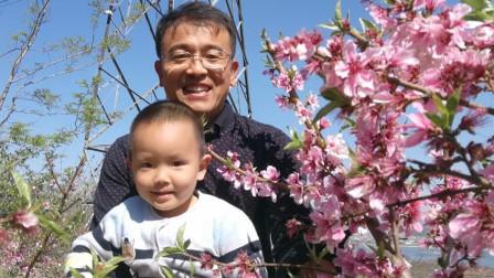 全家出动春游穆家十里桃花19.4.14