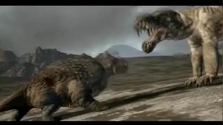 几亿年前的动物太可怜了,随时都会受到灭顶之灾