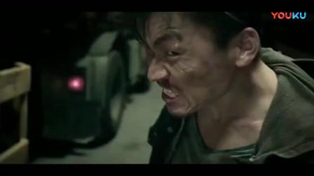 一个人的武林:王宝强被甄子丹,在最后时刻,王宝强终于抱拳认输
