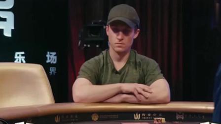 德州扑克:什么操作?Jack葫芦都能放弃?解说直呼不可思议