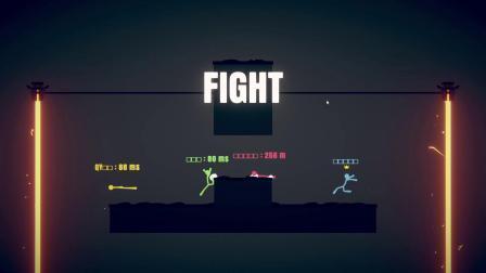 【激斗火柴人】友情毁灭器 《Stick Fight: The Game》好评如潮
