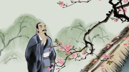 古诗意境《游园不值》中国风水墨动画