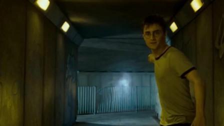 电影《哈利波特与凤凰社》哈利和达力遭遇摄魂怪,险些丢掉性命
