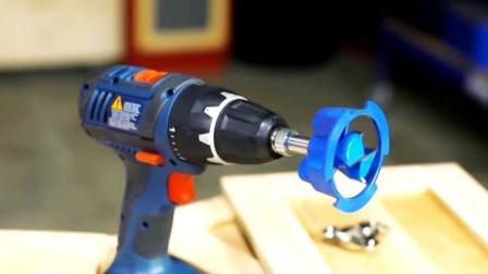 炫酷的木工工具——(2倍速)