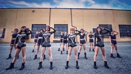 最火韩舞:BLACKPINK - KILL THIS LOVE 舞蹈完整版