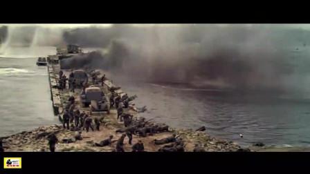 《第聂伯河防线》俄罗斯二战史诗大片,苏德参战兵力400万,德军东方堡垒被摧毁,战争场面气势恢宏!