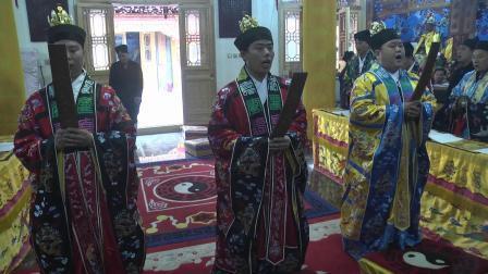 三月三文安三清宫庙会祝寿法会(纪实)