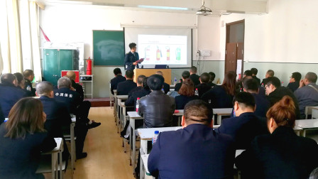 哈尔滨中润房产经营物业管理有限公司安全工作纪实