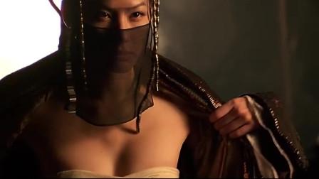 锦衣卫:白虎是锦衣卫高手,没想到西域姑娘更厉害,一出手就取人性命